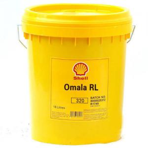 روغن دنده shell omala