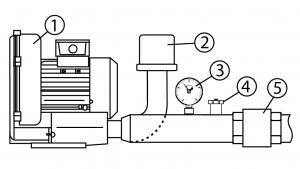اجزاء داخلی بلوئر هوادهی fpz